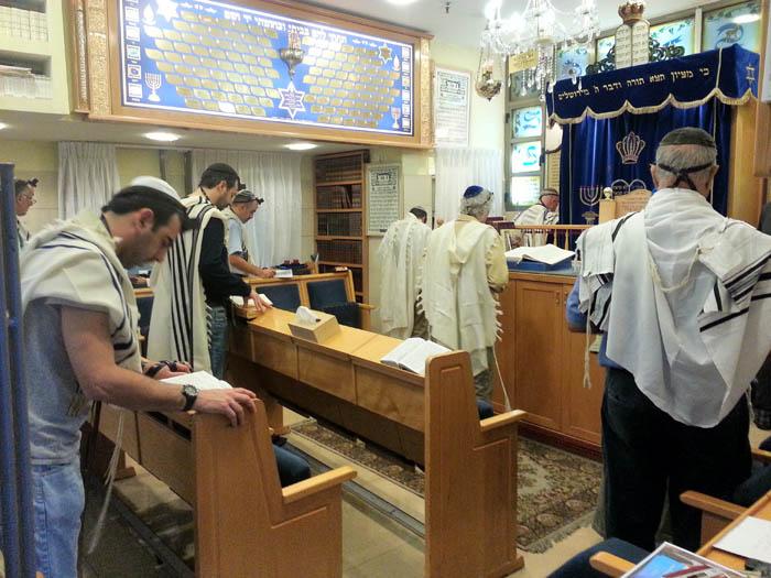 בית כנסת בבית אבות בן יהודה