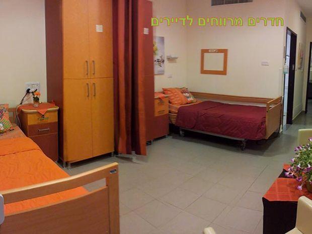 חדרים מרווחים